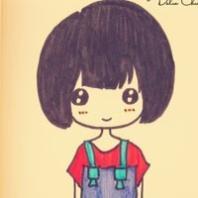 手绘卡通情侣头像_www.qqtu8.net