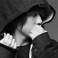 爱之殇黑白男生头像_www.qqtu8.net