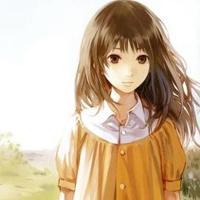 唯美小女生卡通_女生头像,卡通头像-www.qqtu8.net图片