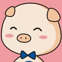 可爱猪头QQ头像_www.qqtu8.net