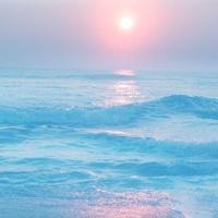 头像大海加彩虹_蓝色大海_风景 头像 -qq 头像 乐园