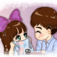 qq头像萌懂卡通双人情侣,本页提供十款萌懂卡通双人情侣头像,免费下载图片