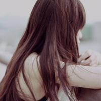 长发背影女生头像_唯美头像-qq头像乐园