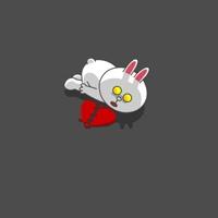小花猫卡通头像