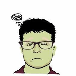 伤感忧郁的卡通头像_www.qqtu8.net